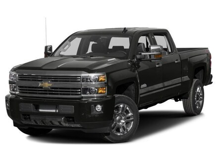 Featured Used 2017 Chevrolet Silverado 2500HD High Country Truck Crew Cab for Sale in Norfolk, VA