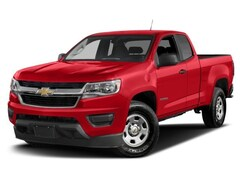 Used 2017 Chevrolet Colorado 4WD Work Truck Ext Cab Truck for sale in Springfield, IL