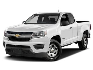 Used 2017 Chevrolet Colorado WT Truck Extended Cab Medford, OR
