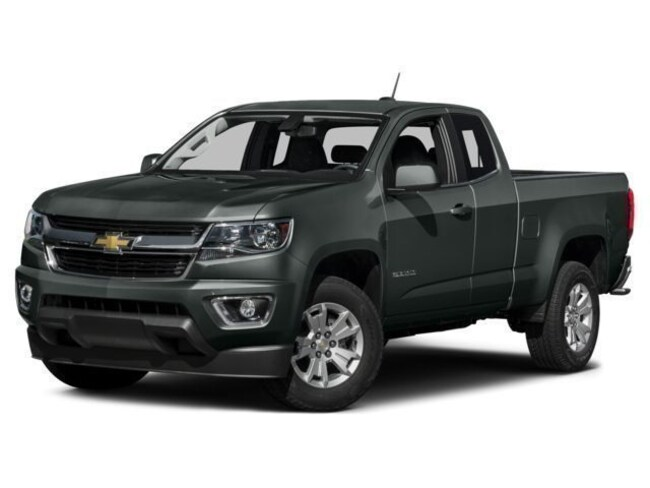 2017 Chevrolet Colorado LT Truck Extended Cab