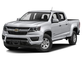 2017 Chevrolet Colorado Work Truck Truck
