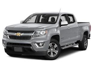 2017 Chevrolet Colorado 4WD LT Truck Crew Cab