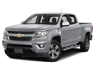 Used 2017 Chevrolet Colorado LT Truck Crew Cab for sale