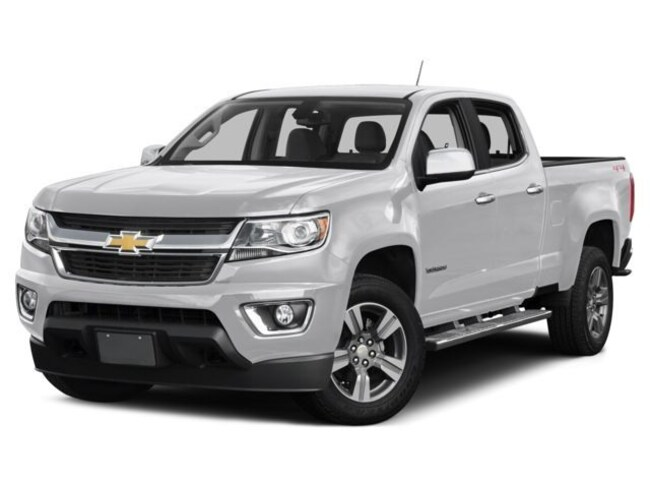 Used 2017 Chevrolet Colorado LT Truck for sale in Palm Coast, FL