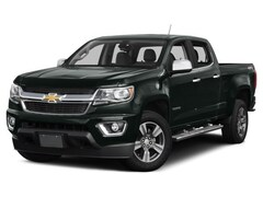 2017 Chevrolet Colorado 4WD LT 4WD Crew Cab 128.3 LT