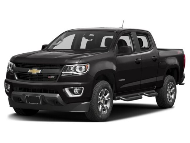 2017 Chevrolet Colorado Z71 Truck Crew Cab for sale in Sanford, NC at US 1 Chrysler Dodge Jeep