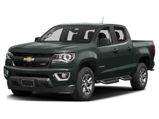 Used 2017 Chevrolet Colorado Z71 Truck Crew Cab Irving, TX