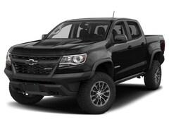 2017 Chevrolet Colorado ZR2 Truck Crew Cab