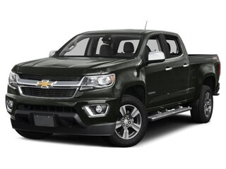 2017 Chevrolet Colorado 2WD LT Truck Crew Cab