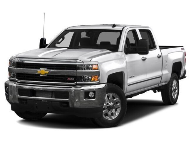 Used 2017 Chevrolet Silverado 3500HD LTZ 4WD Crew Cab 167.7 LTZ For Sale Del Rio, Texas