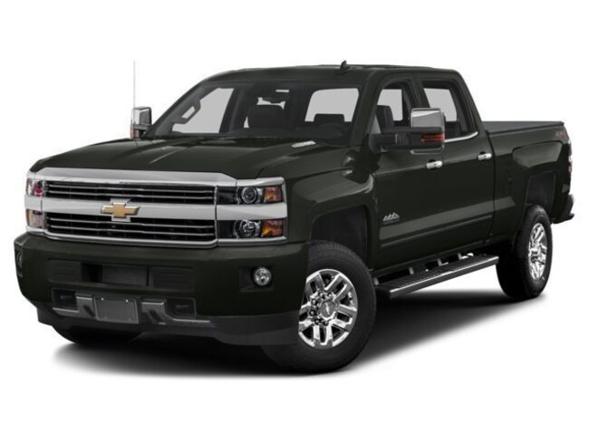 Used 2017 Chevrolet Silverado 3500HD High Country Truck Crew Cab in Muncy