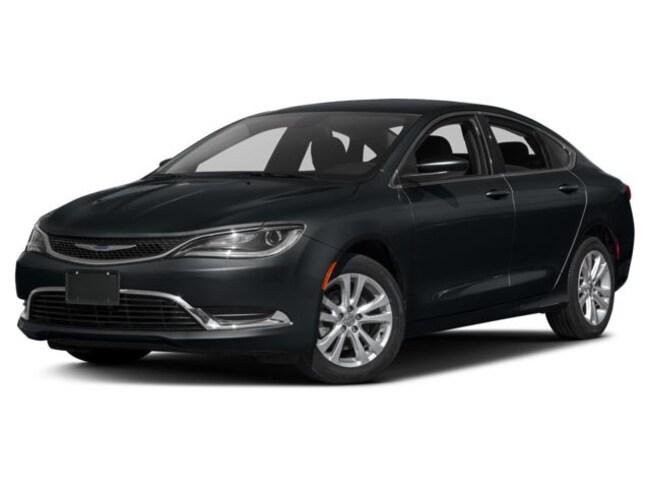 New 2017 Chrysler 200 Limited Sedan For Sale Sand Creek, WI