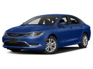 2017 Chrysler 200 Limited Sedan