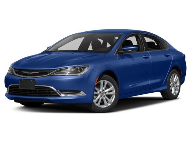 New 2017 Chrysler 200 LIMITED PLATINUM Sedan For Sale or Lease in West Covina, CA