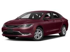 Used 2017 Chrysler 200 Limited Sedan For Sale in Jasper GA