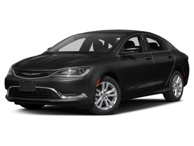 new 2017 Chrysler 200 Limited Sedan in Jacksonville FL