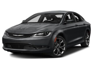 2017 Chrysler 200 200S Alloy Edition Sedan