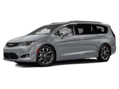 Used 2017 Chrysler Pacifica For Sale at McClurg Chrysler