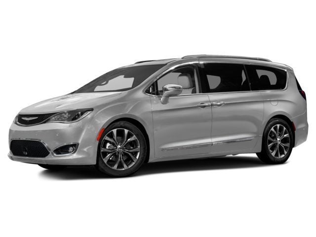 2017 Chrysler Pacifica Mini-Van