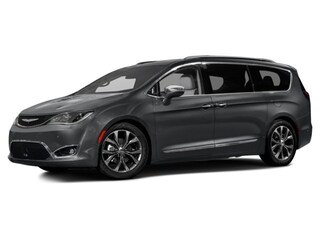 Used 2017 Chrysler Pacifica Touring-L Plus Van 2C4RC1EG6HR514530 C180431A in Brunswick, OH