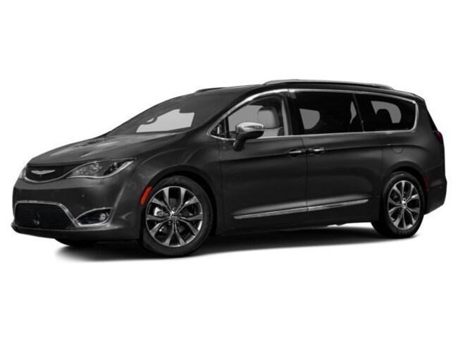 2017 Chrysler Pacifica Touring-L Plus Van for sale in Medina, OH at Brunswick Mazda