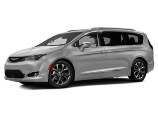 New 2017 Chrysler Pacifica LIMITED Passenger Van 2C4RC1GG9HR768889 for sale in Ontario, CA at Jeep Chrysler Dodge of Ontario