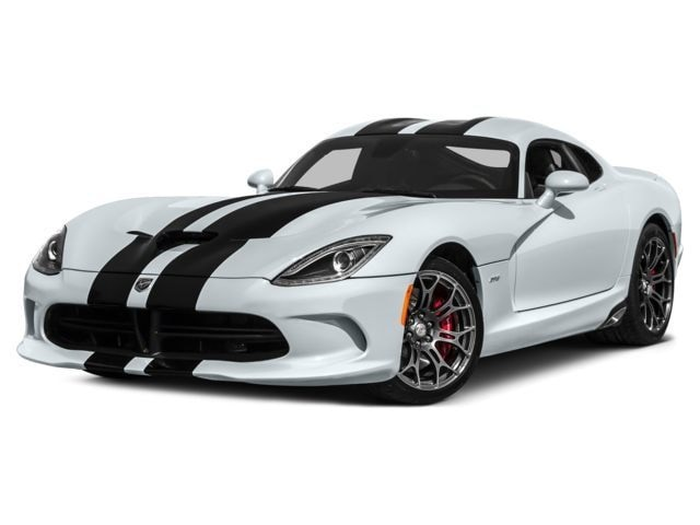 2017 Dodge Viper GTC Coupe
