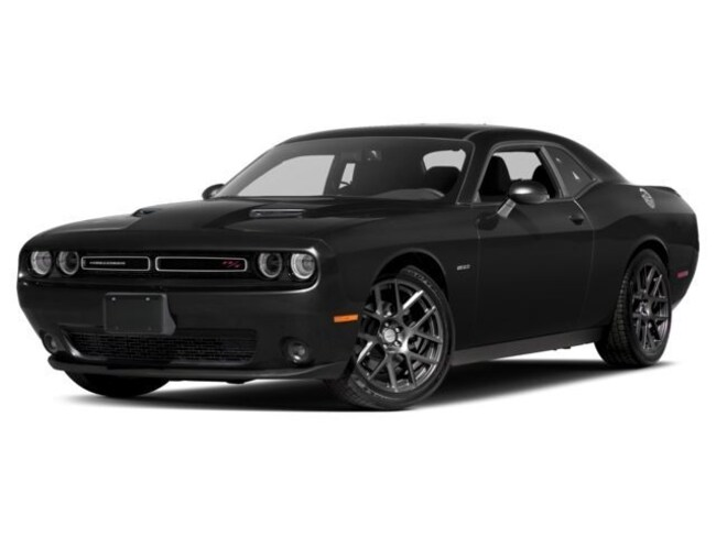 2017 Dodge Challenger R/T Coupe for sale in Sanford, NC at US 1 Chrysler Dodge Jeep