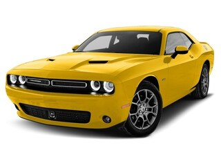 New 2017 Dodge Challenger GT ALL-WHEEL DRIVE Coupe in Manchester, NH