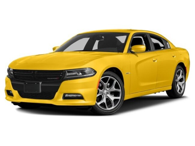 Used 2017 Dodge Charger R/T Sedan in Great Bend