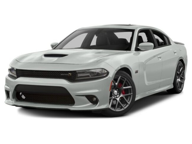 Used 2017 Dodge Charger R/T 392 Sedan for Sale in Houston, TX at Helfman Dodge Chrysler Jeep Ram