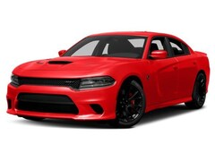 2017 Dodge Charger SRT Hellcat Sedan