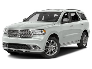 2017 Dodge Durango Citadel SUV for sale in Metairie at Bergeron Chrysler Dodge Jeep Ram SRT Mopar