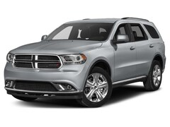 New 2017 Dodge Durango GT SUV for sale in Meadville, PA