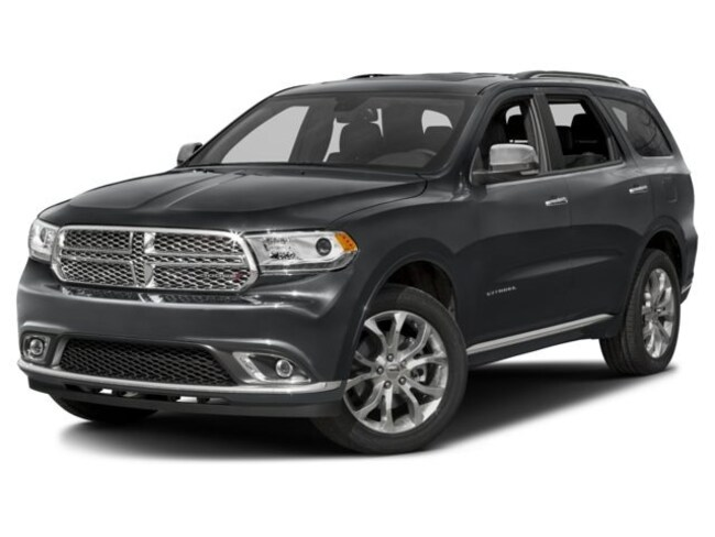 New 2017 Dodge Durango CITADEL ANODIZED PLATINUM AWD Sport Utility for sale in Scranton, PA
