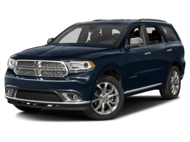 Used 2017 Dodge Durango Citadel SUV in Farmington Hills, MI