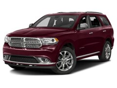 Certified Pre-Owned 2017 Dodge Durango Citadel Full Size SUV for sale in Farmington, NM