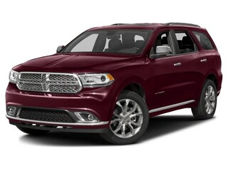 New 2017 Dodge Durango Citadel SUV Long Island