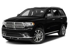 New 2017 Dodge Durango Citadel SUV near White Plains