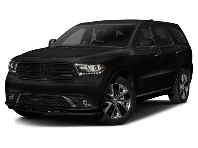 Certified 2017 Dodge Durango R/T SUV Exeter, NH
