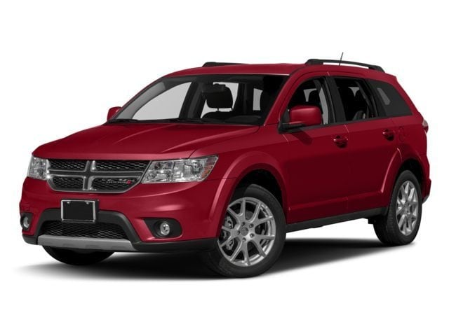 2017 Dodge Journey Wagon