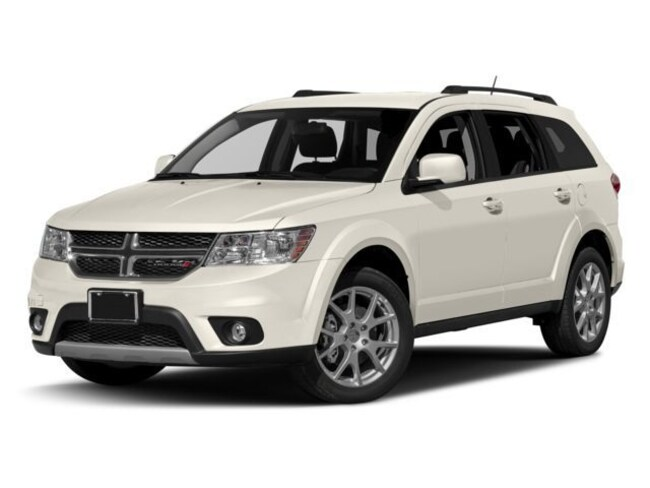 2017 Dodge Journey SXT AWD SPORT UTILITY 4-DR