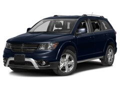 New 2017 Dodge Journey Crossroad SUV North Attleboro Massachusetts