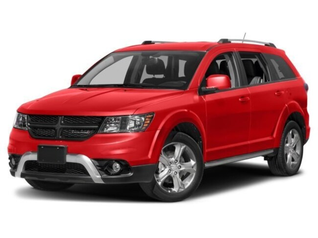 New 2017 Dodge Journey CROSSROAD AWD Sport Utility in Monticello NY