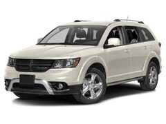 Certified Pre-Owned cars, trucks, and SUVs 2017 Dodge Journey Crossroad SUV for sale near you in Denver, CO