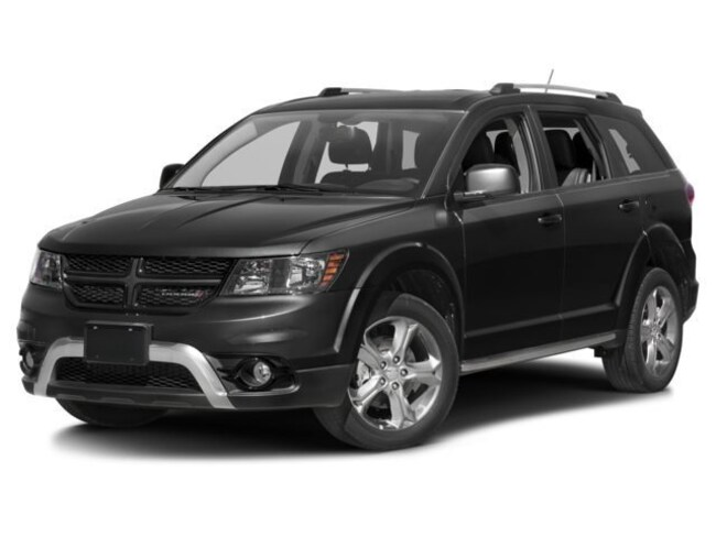 2017 Dodge Journey Crossroad Plus AWD Sport Utility for sale in White Plains, NY at White Plains Chrysler Jeep Dodge