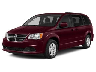 New 2017 Dodge Grand Caravan SE Van D81143 in Woodhaven, MI