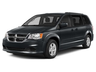 New 2017 Dodge Grand Caravan SE Van D81152 in Woodhaven, MI