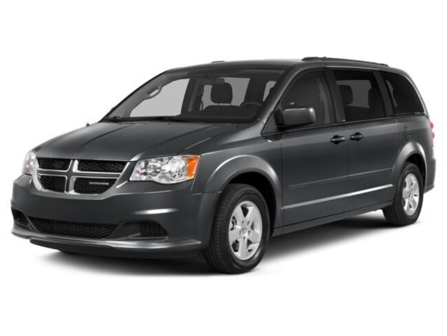 Used 2017 Dodge Grand Caravan SXT Van for sale in Gallipolis, OH