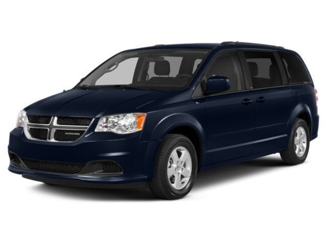 Used 2017 Dodge Grand Caravan GT Van in Antigo